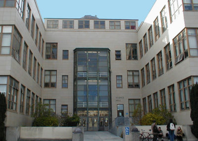 City College of San Francisco – Bond Measure Projects