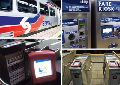 Southeastern Pennsylvania Transportation Authority (SEPTA) New Payment Technology