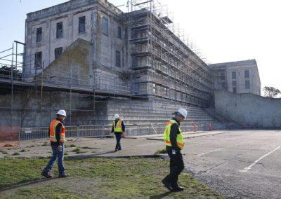 Alcatraz Cell House Repair – Phase 2A