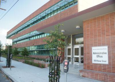 Berkeley Unified School District Modernization Program
