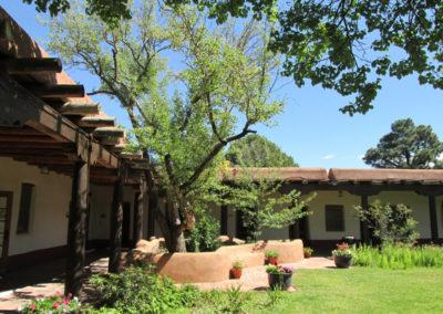 Old Santa Fe Trail Building