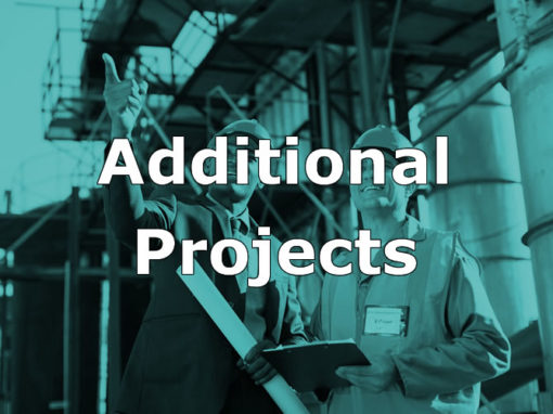Additional Projects – Justice, Correctional & Government Facilities
