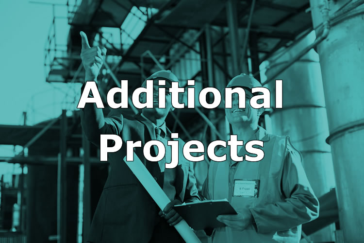 Additional Projects – Higher Education
