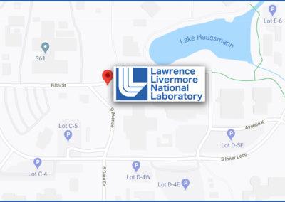 B-7W & E-5 Parking Lot Rehabilitation Lawrence Livermore National Laboratory (LLNL)