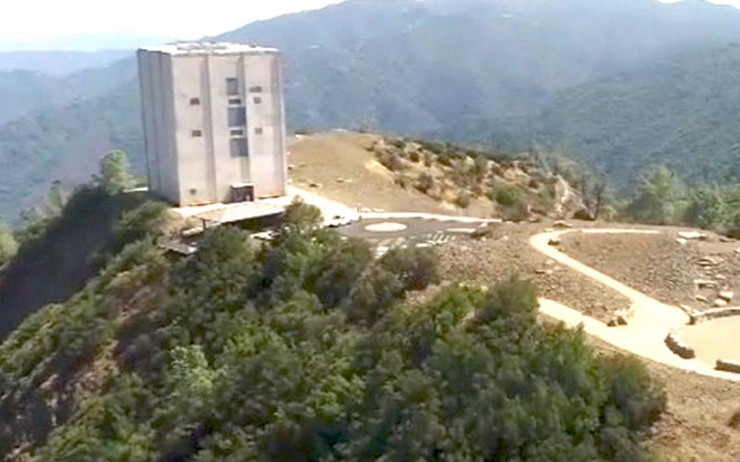 Mount Umunhum Radar Tower Assessment
