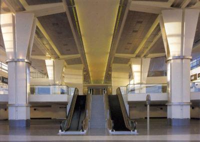 "San Francisco International Airport, Boarding Area ""A"""