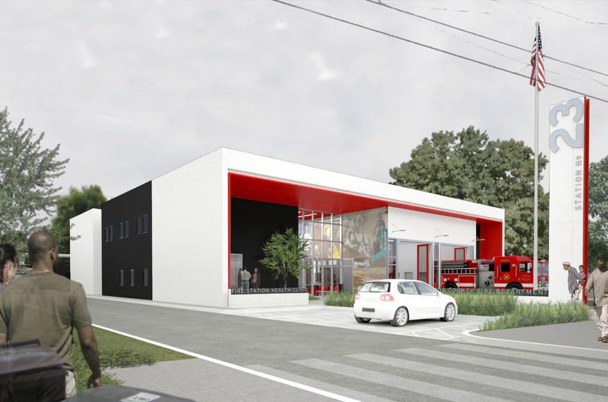 Cherryland Fire Station