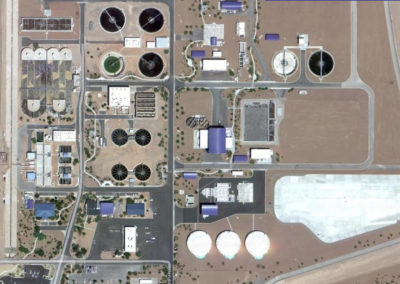 Las Vegas Water Pollution Control Project