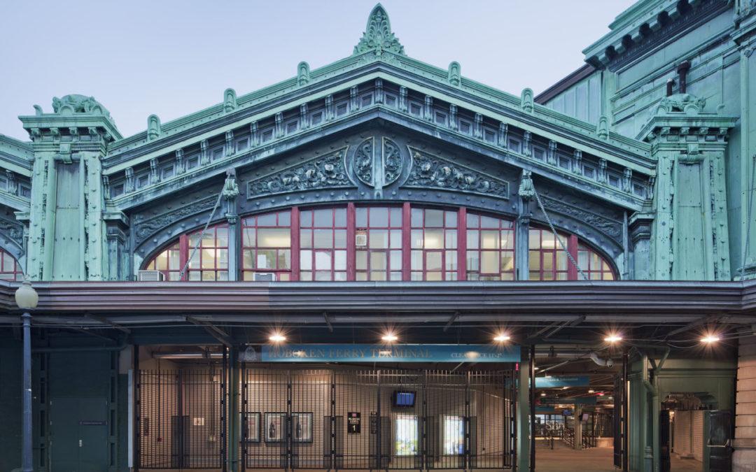 Hoboken Ferry Terminal Phase III