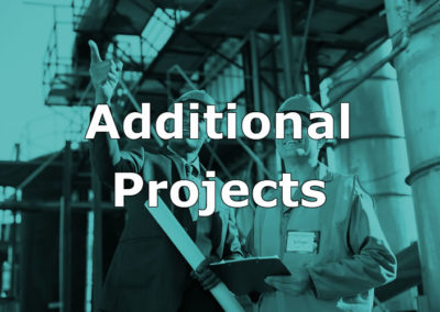 Additional Projects – Housing / Mixed-Use Facilities