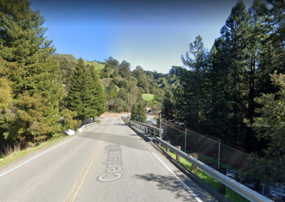 Centennial Drive Bridge Improvement Project – The University of California, Berkeley
