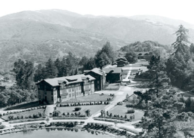 Alma College Cultural Landscape Rehabilitation