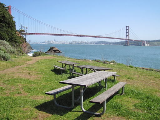 Kirby Cove Campground Rehabilitation – Golden Gate National Recreation Area