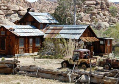 Keys Desert Queen Ranch Historic Preservation, Joshua Tree National Park