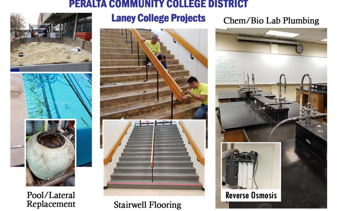 Laney College – Peralta Community College District (PCCD)
